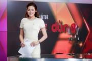 Á hậu Tú Anh xuất hiện xinh đẹp, rạng rỡ trong TVC