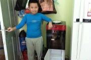 An toàn hơn với cây nước nóng lạnh FujiE có khóa vòi nóng cho nhà có trẻ em