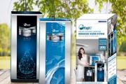 """Fujie """"trình làng"""" thế hệ máy lọc nước 2019 hoàn toàn mới lần đầu tiên xuất hiện tại Việt Nam"""