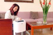 Người mắc bệnh dị ứng đường hô hấp nên chọn máy lọc không khí hay máy hút ẩm