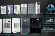Tư vấn lựa chọn máy hút ẩm công nghiệp FujiE