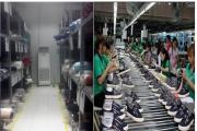 Máy hút ẩm nào phù hợp sử dụng cho lĩnh vực sản xuất  da giầy