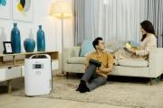 Bảo vệ sức khỏe gia đình an toàn trong mùa dịch với máy hút ẩm FujiE
