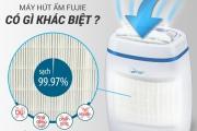 Tại sao người tiêu dùng nên chọn máy hút ẩm có bộ lọc Hepa?