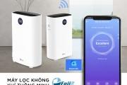 FujiE chính thức ra mắt ngành hàng máy lọc không khí thông minh lần đầu tiên tại Việt Nam