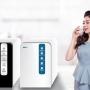 FujiE ra mắt thế hệ máy lọc nước để bàn hoàn toàn mới: Thiết kế hiện đại, công suất lọc lớn
