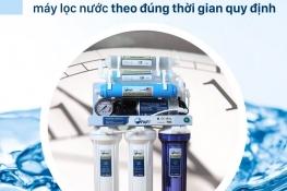 Ưu điểm của máy lọc nước RO FujiE