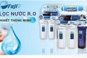 Máy lọc nước Fujie thương hiệu đứng đầu Nhật Bản