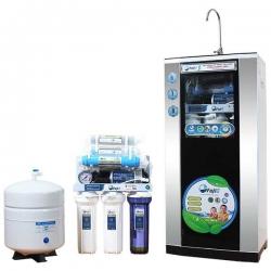 Máy lọc nước tinh khiết RO thông minh FujiE RO-08 (8 cấp lọc-bao gồm tủ cường lực )