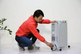 Top 2 mẫu máy sưởi ấm đáng mua nhất mùa đông năm nay