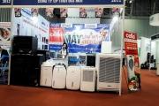 Máy làm mát, máy hút ẩm, tủ chống ẩm FujiE có mặt tại hội chợ triển thủy sản quốc tế VIETFISH 2017