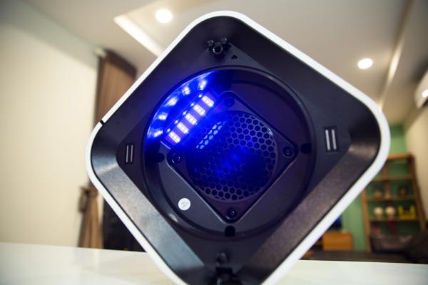 đèn uv diệt virus trong máy lọc không khí